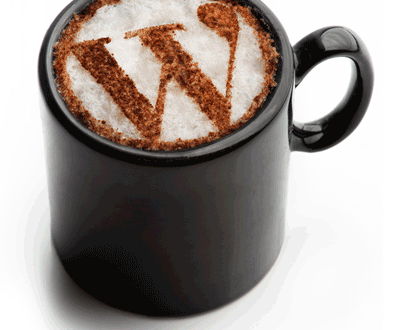 wordpress Kaffeetasse