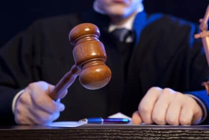 Richter Haftung