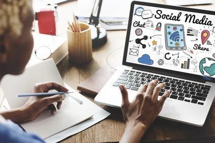 bloggen social media