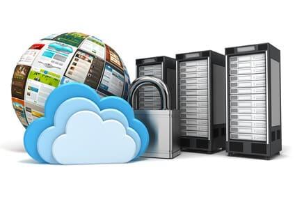 Cloud Computing Hosting mit Verschlüsselung