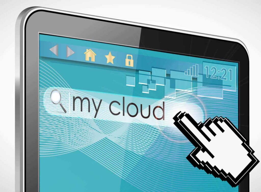 mycloud tablet
