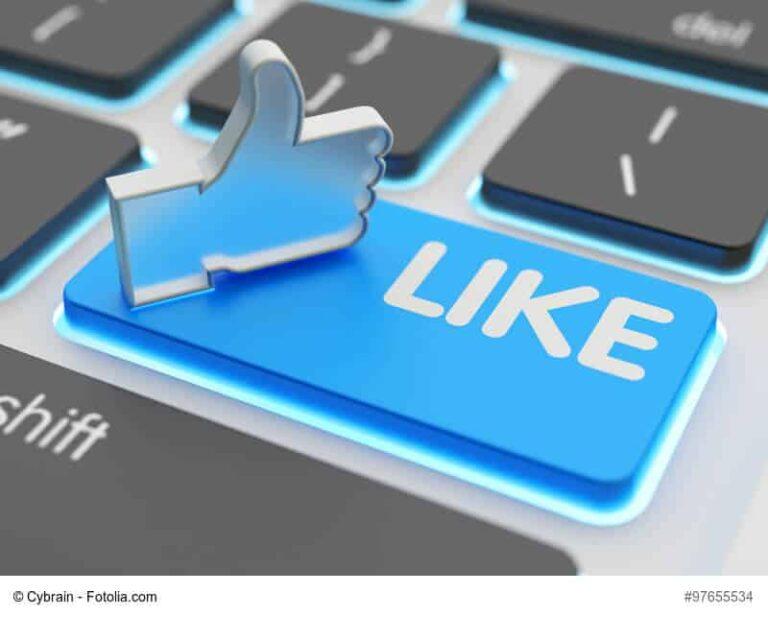 Tägliche Updates auf Facebook
