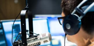Podcasts Mikrofon