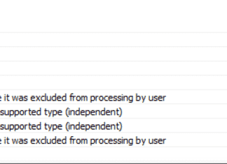 vmware_datastore_Disk-has-been-skipped-because-it-was-excluded-from-processing-by-user