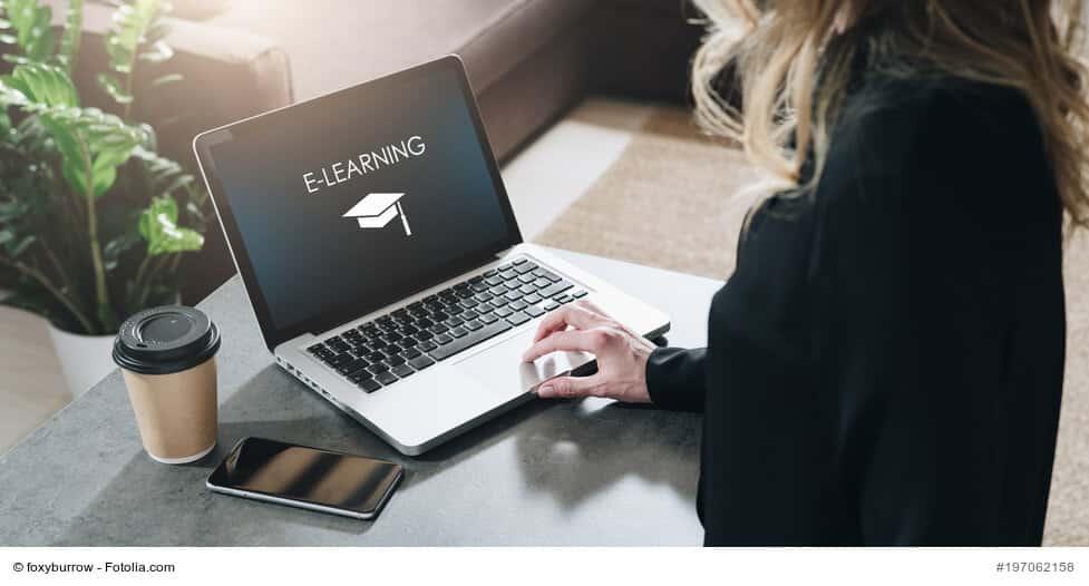التعلم الإلكتروني-الاحتيال آم محمول