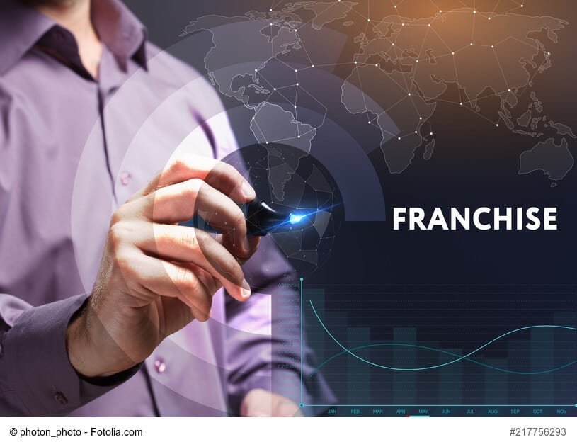 franchise in-ecommerce