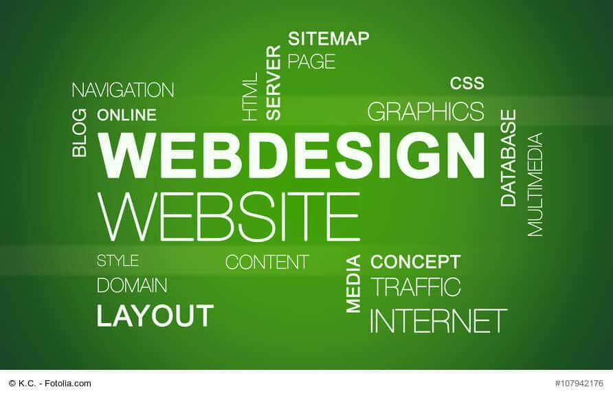 webdesign website