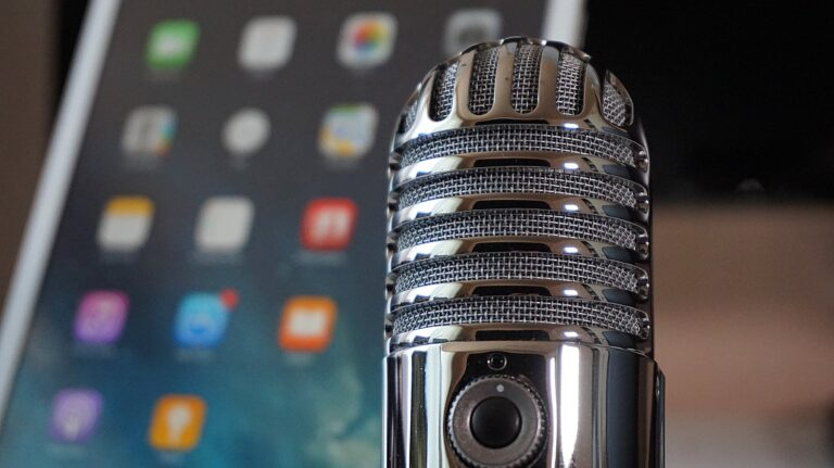 Einen erfolgreichen Audiopodcast starten